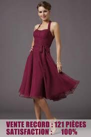 boutique mariage bordeaux j adore cette robe de cocktail coloris bordeaux mi longue on ne