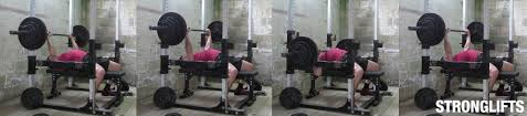 Bench Press Lock Elbows How To Bench Press With Proper Form The Definitive Guide