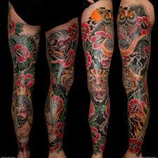 leg sleeves for leg sleeve ideas leg tattoos for