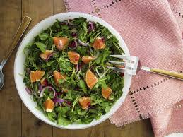 out your thanksgiving feast with a green salad food and