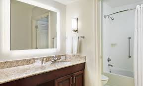 Varsity Theater Bathroom Extended Stay Homewood Suites Baton Rouge Hotel
