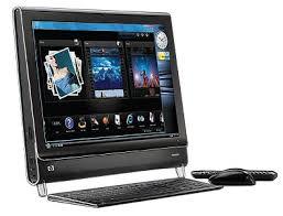 ordinateur bureau hp hp hp touchsmart iq542 fr ordinateur de bureau livraison gratuite