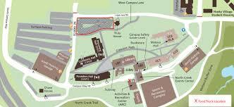 University Of Washington Map Food Truck Maps Minecraftmaps Us