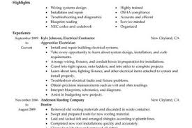 Electrician Resume Sample by Roofing Laborer Resume Samples Reentrycorps