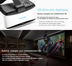 Video One 3d Amazon Com Shareconn 3d Vr Virtual Reality Box Headset All In One