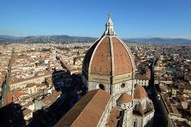 cupola santa fiore brunelleschi florence cathedral basilica di santa fiore canile di