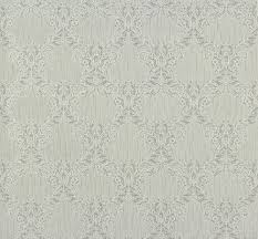 Silver Metallic Wallpaper by Non Woven Wallpaper Baroque Grey Silver Metallic P S Como 02368 10