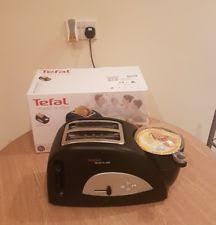 Toaster With Egg Maker Tefal Toast N Egg Ebay