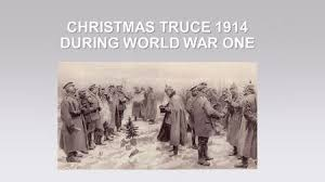 p by finn martin the christmas truce what is this about in
