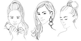 coloring pages girls colorings