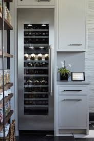 19 genius details from our 2017 kitchen of the year wine storage