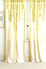 patterned blackout curtains sage green and brown patterned luxury