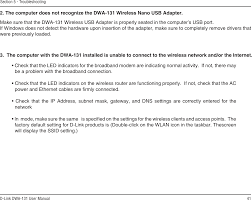 dwa 131 wireless n nano usb adapter d link uk wa131a1 wireless n nano usb adapter user manual userman ka2wa131a1 d