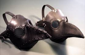 plague doctor masks tom banwell leather and resin projects naming contest for plague