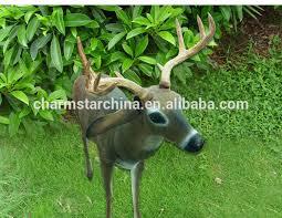garden decoration size deer statue garden decoration