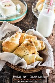 la cuisine de louisa ham and cheese rolls s cuisine