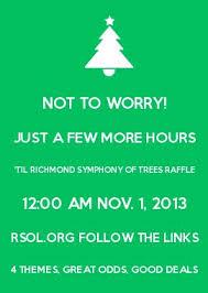 37 best 2013 symphony trees raffle http www rsol org symphony of
