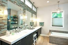 bathroom pendant lighting ideas bathroom vanity pendant lighting fazefour me