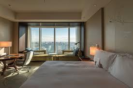 Executive Bedroom Designs Hotel Review Conrad Tokyo King Executive Room Bay View U2014 The