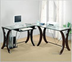 stunning 40 glass top office table inspiration design of luxury