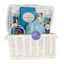 bath and gift baskets healing spa bath gift basket