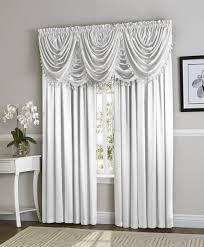 Pictures Of Window Curtains White Hyatt Curtain Set Moshells