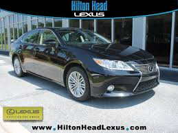 lexus 350 sedan used used 2014 lexus es 350 for sale hardeeville sc