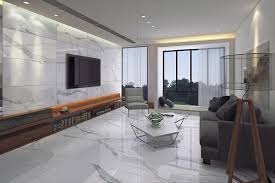 image result for white floor tiles living room living design