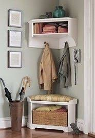 Pottery Barn Entryway Bench And Shelf 27 Welcoming Rustic Entryway Decorating Ideas That Every Guest