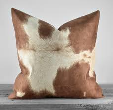 Faux Cowhide Best Cowhide Pillows Design Cowhide Pillows U2013 Home Design By John