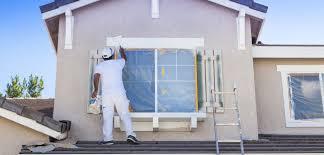 Schlafzimmer Fenster Nass Fassade Streichen So Gelingt Der Außenanstrich Haus U0026 Garten