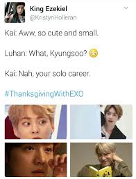 thanksgiving pop songs thanksgiving with exo k pop amino