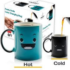 amazon com ingwest home morning coffee mug 11 ounce changing
