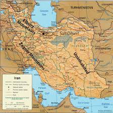 Mountains Of The World Map by Iraq Turkey And Iran