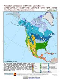 North America South America Map by Map Gallery Sedac