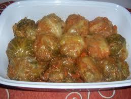 la cuisine juive tunisienne yabrak ou feuilles de laitue farcies saveurs