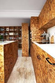 kitchen osb sheeting architect edwards tingaling pinterest