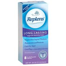 replens vaginal moisturizer long lasting 8 0 24 oz 6 7 g