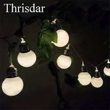 Solar Lantern String Lights by Online Get Cheap Big Bulb String Lights Aliexpress Com Alibaba