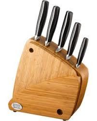 anolon kitchen knives raymond blanc by anolon 7 knife block set amazon co uk