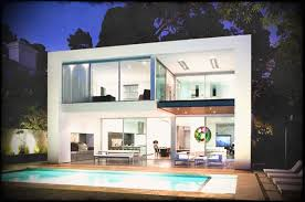 simple modern exterior house design archives home design concept