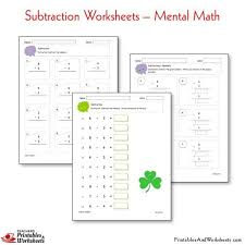 addition addition and subtraction worksheets ks2 free math