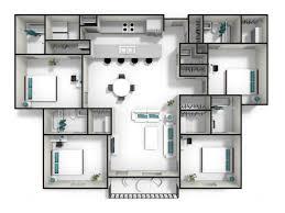 3 Bedroom Apartments Tampa by 4 Bedroom Apartments Tampa Fl Memsaheb Net