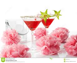 pink cosmopolitan drink cosmopolitan cocktail drink stock photos image 29879443