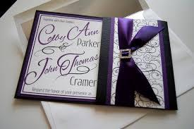 Lavender Wedding Invitations Purple Wedding Invitations Plumegiant Com