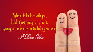 Just Because I Love You Quotes by I Love You Messages For Wife Quotes For Her One Greeting