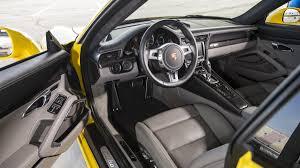 porsche turbo interior 2014 porsche 911 carrera turbo s review notes autoweek