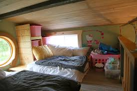 Tiny House For Family Of 4 by Tiny House With Catwalk Tiny House Catwalk Loft Area Ideas Hd