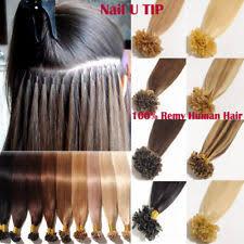 keratin tip extensions keratin hair extensions ebay