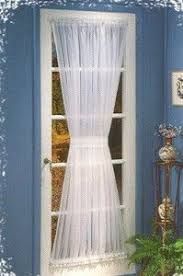 Sheer Door Curtains French Door Curtains 7 Most Stylish French Door Curtains